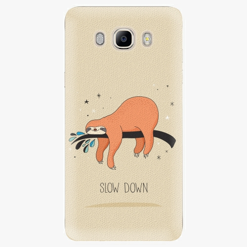 Plastový kryt iSaprio - Slow Down - Samsung Galaxy J7 2016