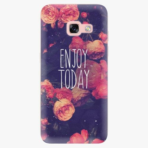 Plastový kryt iSaprio - Enjoy Today - Samsung Galaxy A3 2017