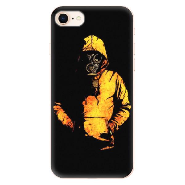 Odolné silikonové pouzdro iSaprio - Chemical - iPhone 8