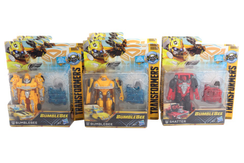 Transformers Bumblebee Energon Igniter Power Plus