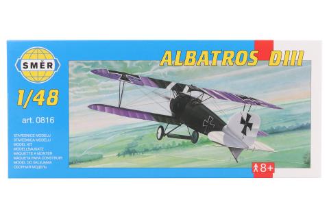Albatros D III 1:48