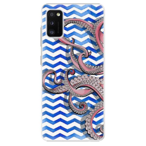 Plastové pouzdro iSaprio - Octopus - Samsung Galaxy A41