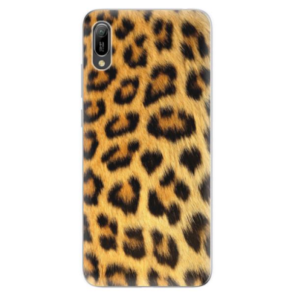 Odolné silikonové pouzdro iSaprio - Jaguar Skin - Huawei Y6 2019