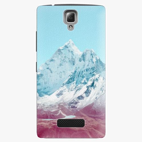 Plastový kryt iSaprio - Highest Mountains 01 - Lenovo A2010