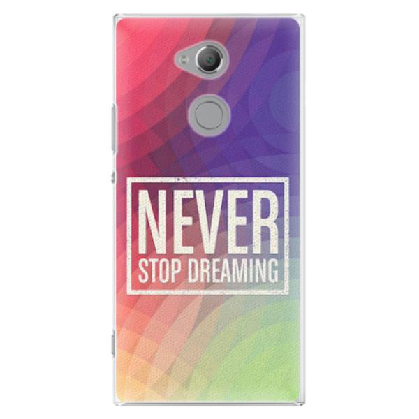 Plastové pouzdro iSaprio - Dreaming - Sony Xperia XA2 Ultra