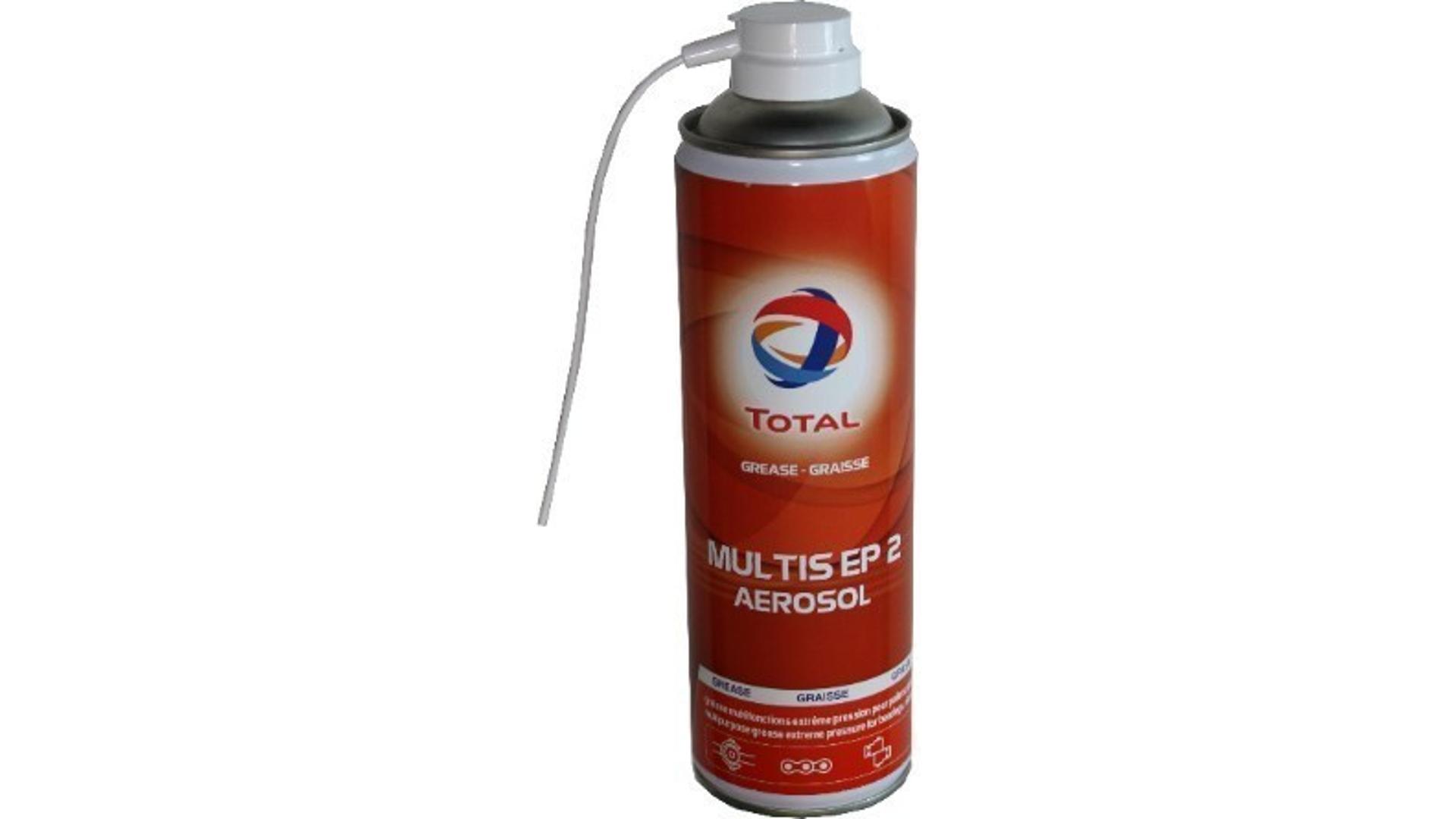 Total Multis EP2 SPREJ 400g (140056)