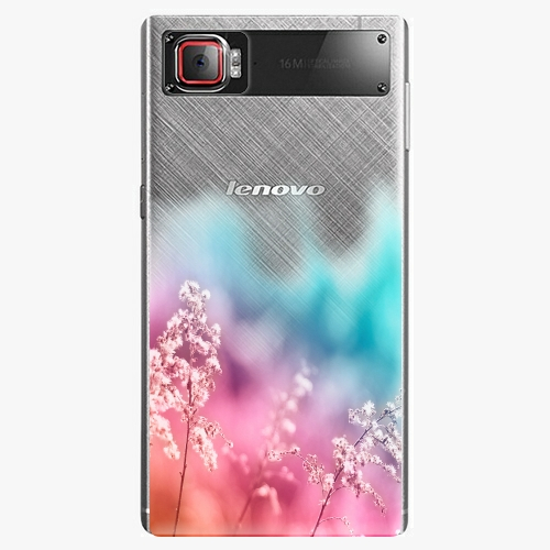 Plastový kryt iSaprio - Rainbow Grass - Lenovo Z2 Pro