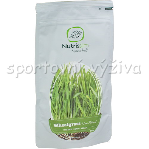 Wheatgrass Powder (New Zealand) 125g