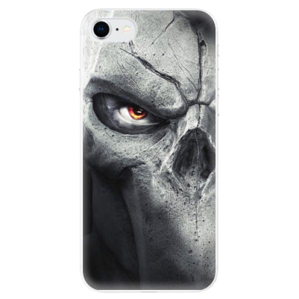 Odolné silikonové pouzdro iSaprio - Horror - iPhone SE 2020