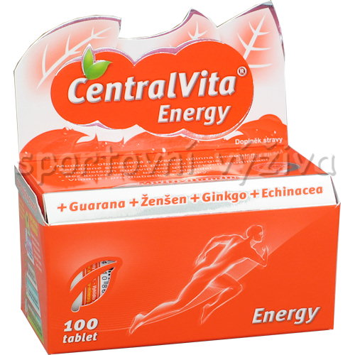CentralVita Energy Multivitamin 100 tablet