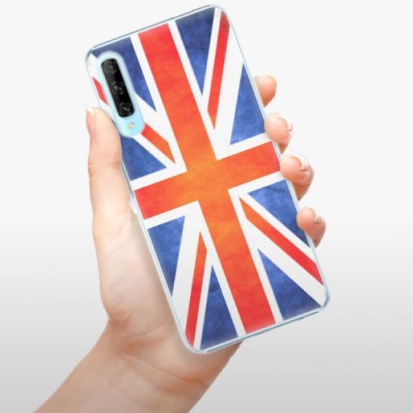 Plastové pouzdro iSaprio - UK Flag - Huawei P Smart Pro