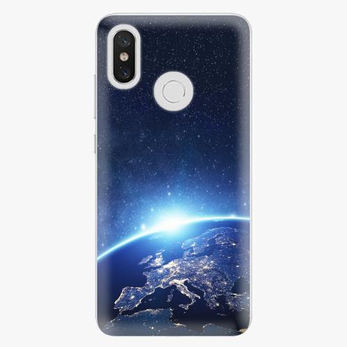 Plastový kryt iSaprio - Earth at Night - Xiaomi Mi 8