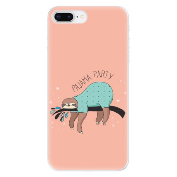 Odolné silikonové pouzdro iSaprio - Pajama Party - iPhone 8 Plus