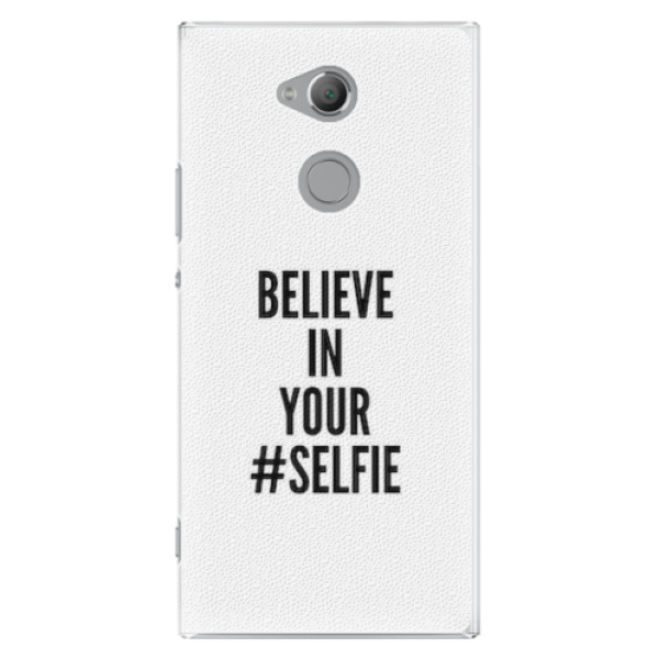 Plastové pouzdro iSaprio - Selfie - Sony Xperia XA2 Ultra