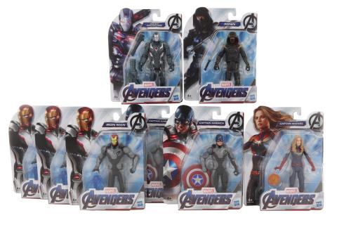 Avengers Filmová figurka 15 cm TV 1.5.- 30.8.