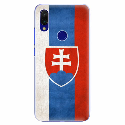 Plastový kryt iSaprio - Slovakia Flag - Xiaomi Redmi 7