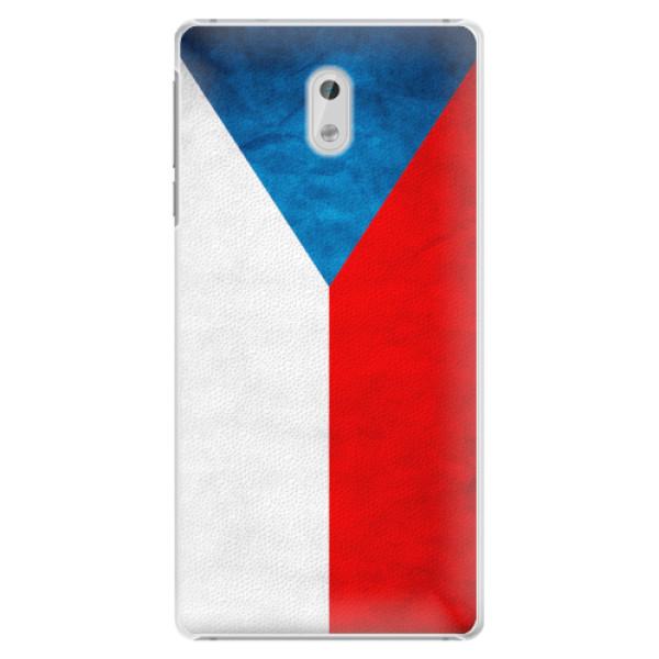 Plastové pouzdro iSaprio - Czech Flag - Nokia 3