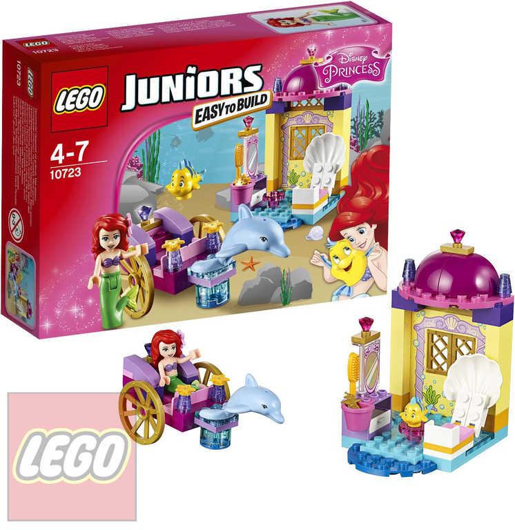 LEGO JUNIORS Ariel a kočár 10723 STAVEBNICE