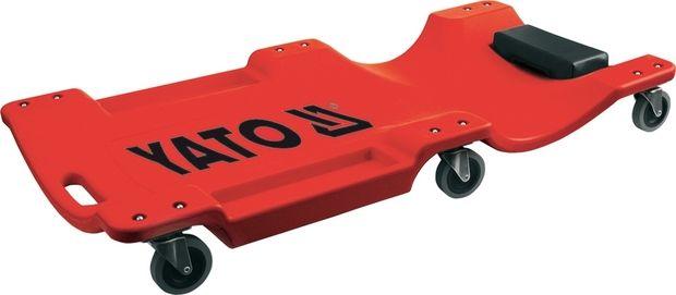 Pojízdné lehátko - 100 cm