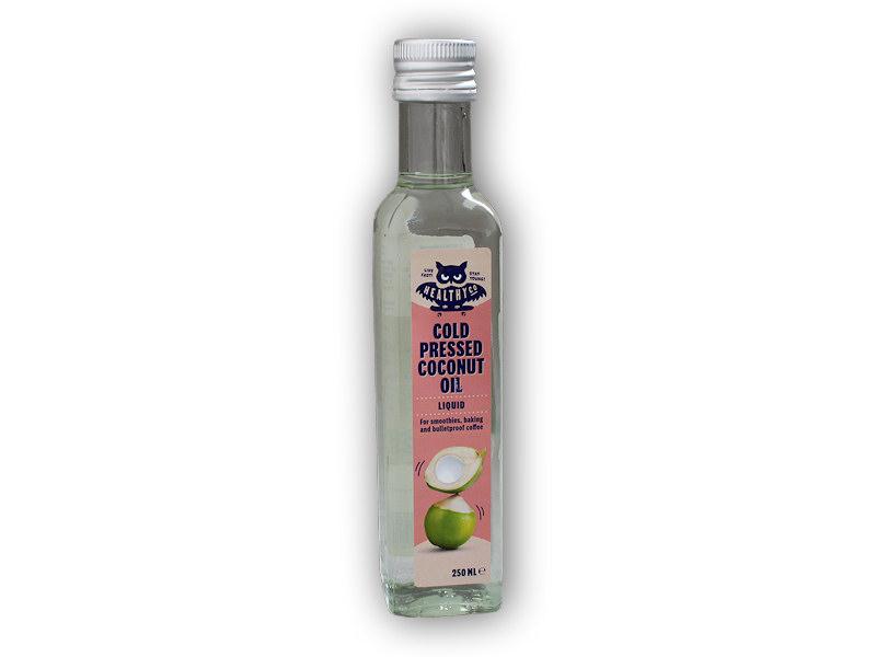 Cold Pressed Coconut Oil liquid 250ml