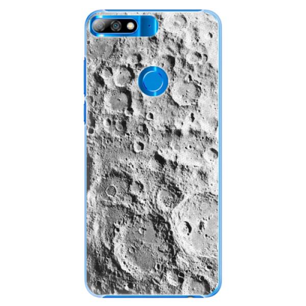 Plastové pouzdro iSaprio - Moon Surface - Huawei Y7 Prime 2018