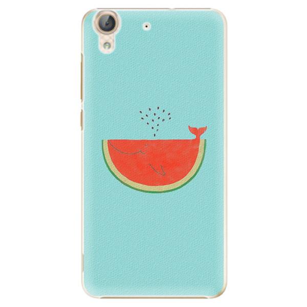 Plastové pouzdro iSaprio - Melon - Huawei Y6 II