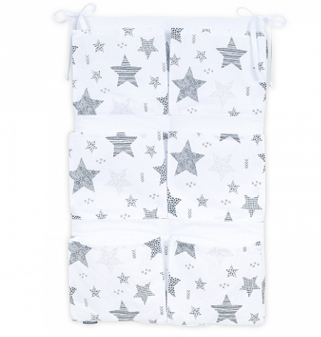 Mamo Tato Kapsář 40 x 65 cm - Starmix šedý