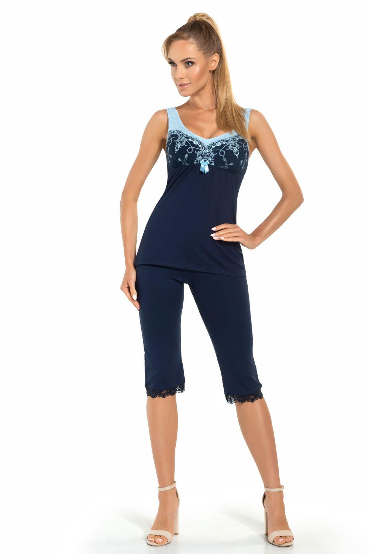 Pyžama model 121786 Donna - XL