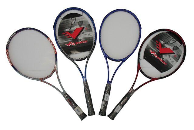 Pálka (raketa) tenisová 100% grafitová