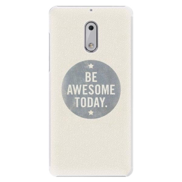 Plastové pouzdro iSaprio - Awesome 02 - Nokia 6