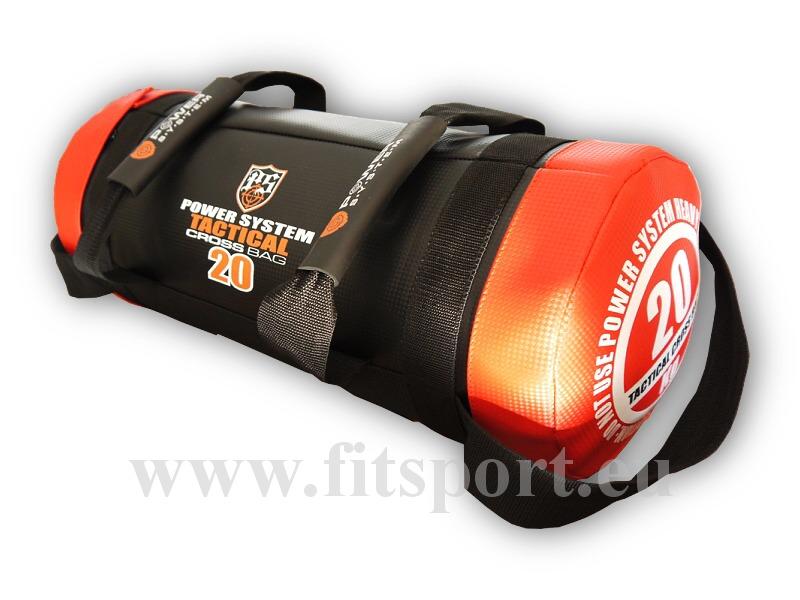 Posilovací vak TACTICAL CROSSBACK 20kg