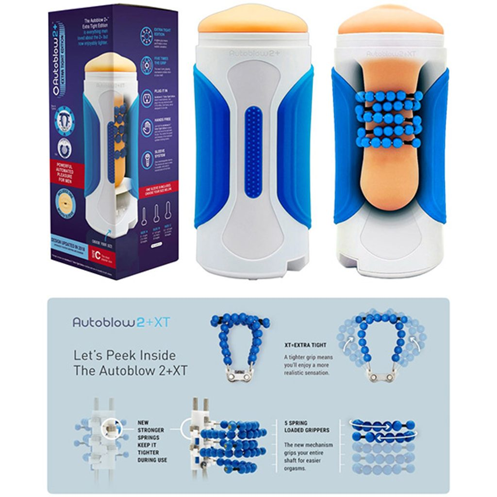 Autoblow 2+ Extra Tight Edition Size B
