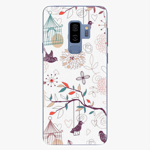Plastový kryt iSaprio - Birds - Samsung Galaxy S9 Plus