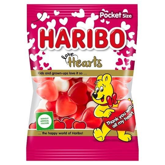 Love Hearts 100g