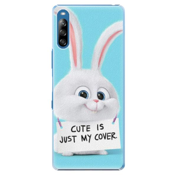 Plastové pouzdro iSaprio - My Cover - Sony Xperia L4