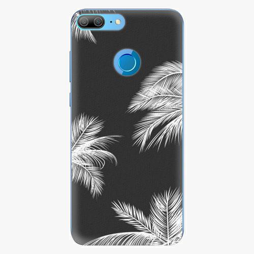 Plastový kryt iSaprio - White Palm - Huawei Honor 9 Lite