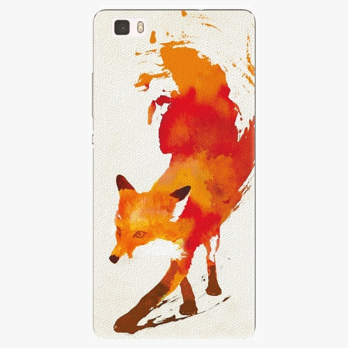 Plastový kryt iSaprio - Fast Fox - Huawei Ascend P8 Lite