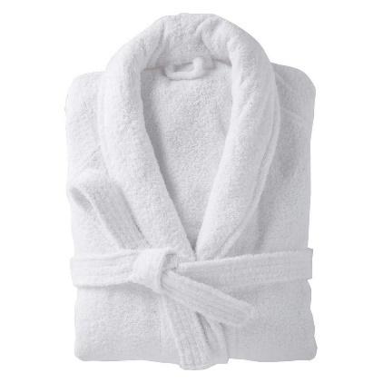 Hotelový froté župan bílý XL