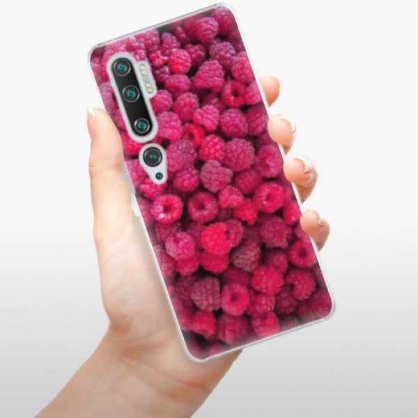 Plastové pouzdro iSaprio - Raspberry - Xiaomi Mi Note 10 / Note 10 Pro