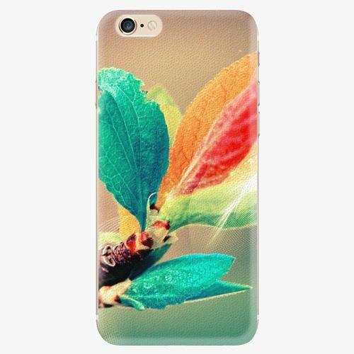 Silikonové pouzdro iSaprio - Autumn 02 - iPhone 6/6S