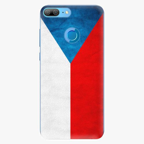 Plastový kryt iSaprio - Czech Flag - Huawei Honor 9 Lite