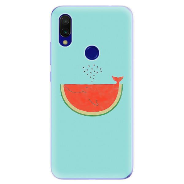Odolné silikonové pouzdro iSaprio - Melon - Xiaomi Redmi 7