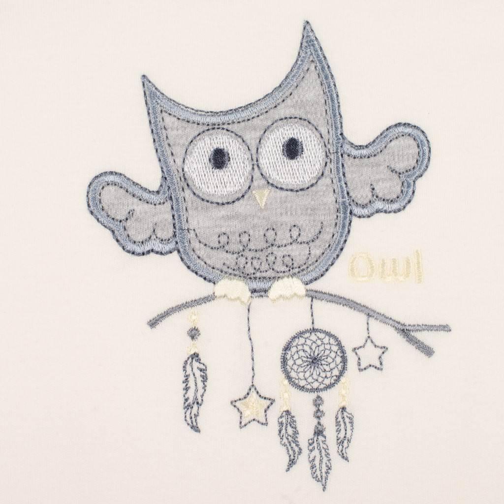 Kojenecké dupačky New Baby Owl