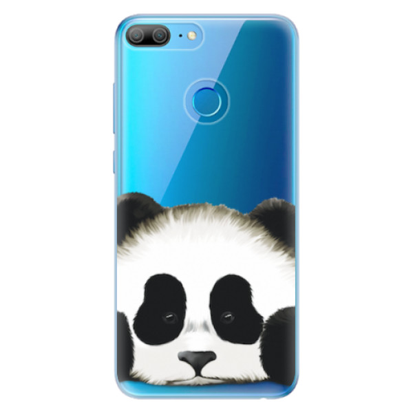 Odolné silikonové pouzdro iSaprio - Sad Panda - Huawei Honor 9 Lite