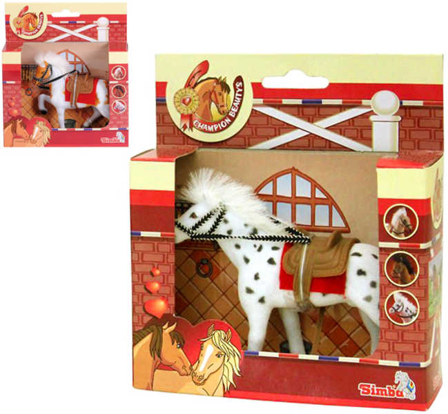 SIMBA Kůň (koník) Beauty Pferde 11 cm