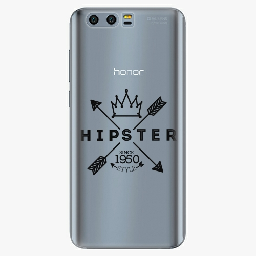 Plastový kryt iSaprio - Hipster Style 02 - Huawei Honor 9