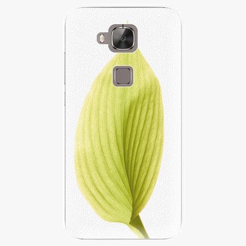 Plastový kryt iSaprio - Green Leaf - Huawei Ascend G8