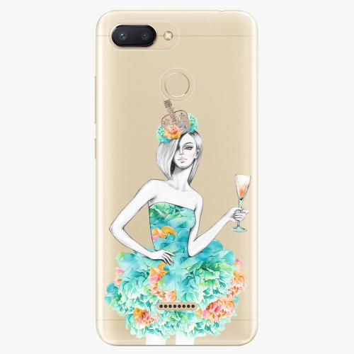 Plastový kryt iSaprio - Queen of Parties - Xiaomi Redmi 6