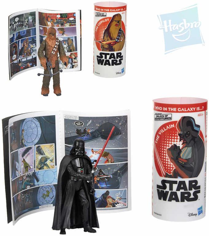 HASBRO Star Wars příběh v krabičce set box se 2 figurkami a doplňky