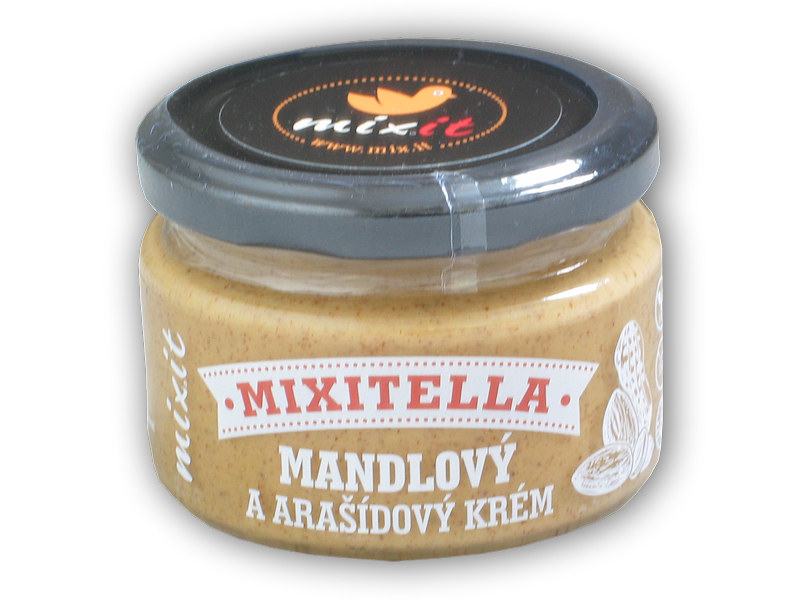 Mixitella <b>mandle</b> + <b>arašídy</b> 250g